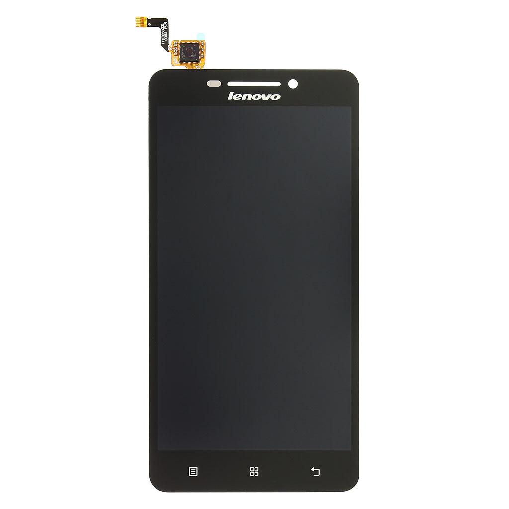 LCD display + dotyk. deska pro Lenovo A5000, černá