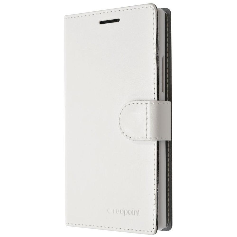 FIXED FIT RedPoint flipové pouzdro Lenovo A2010 bílé