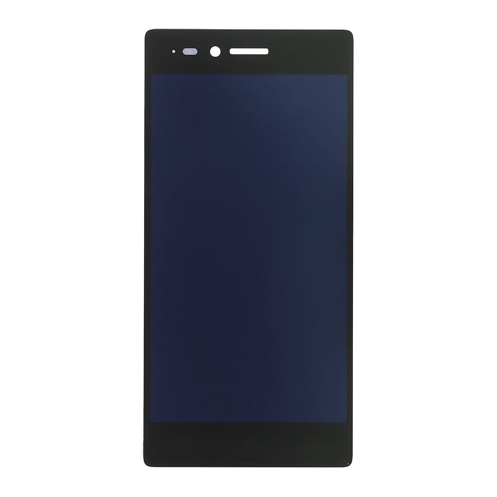 LCD display + dotyková deska pro Lenovo Vibe Shot, černá