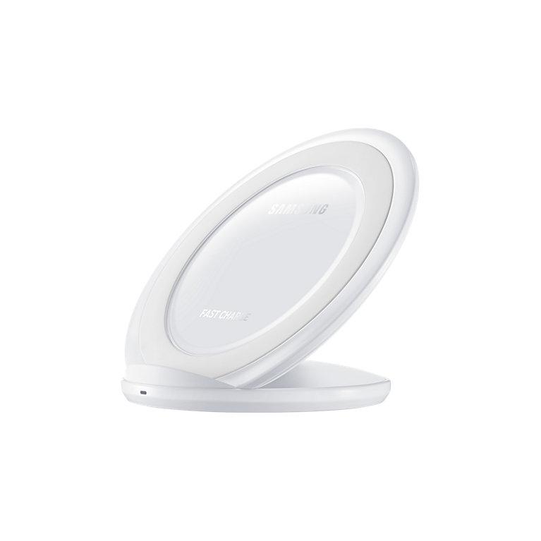 Bezdrátová nabíjecí stanice Samsung EP-NG930BB bílá