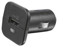 TRUST USB nabíječka do auta 12W (5V/2,1A)