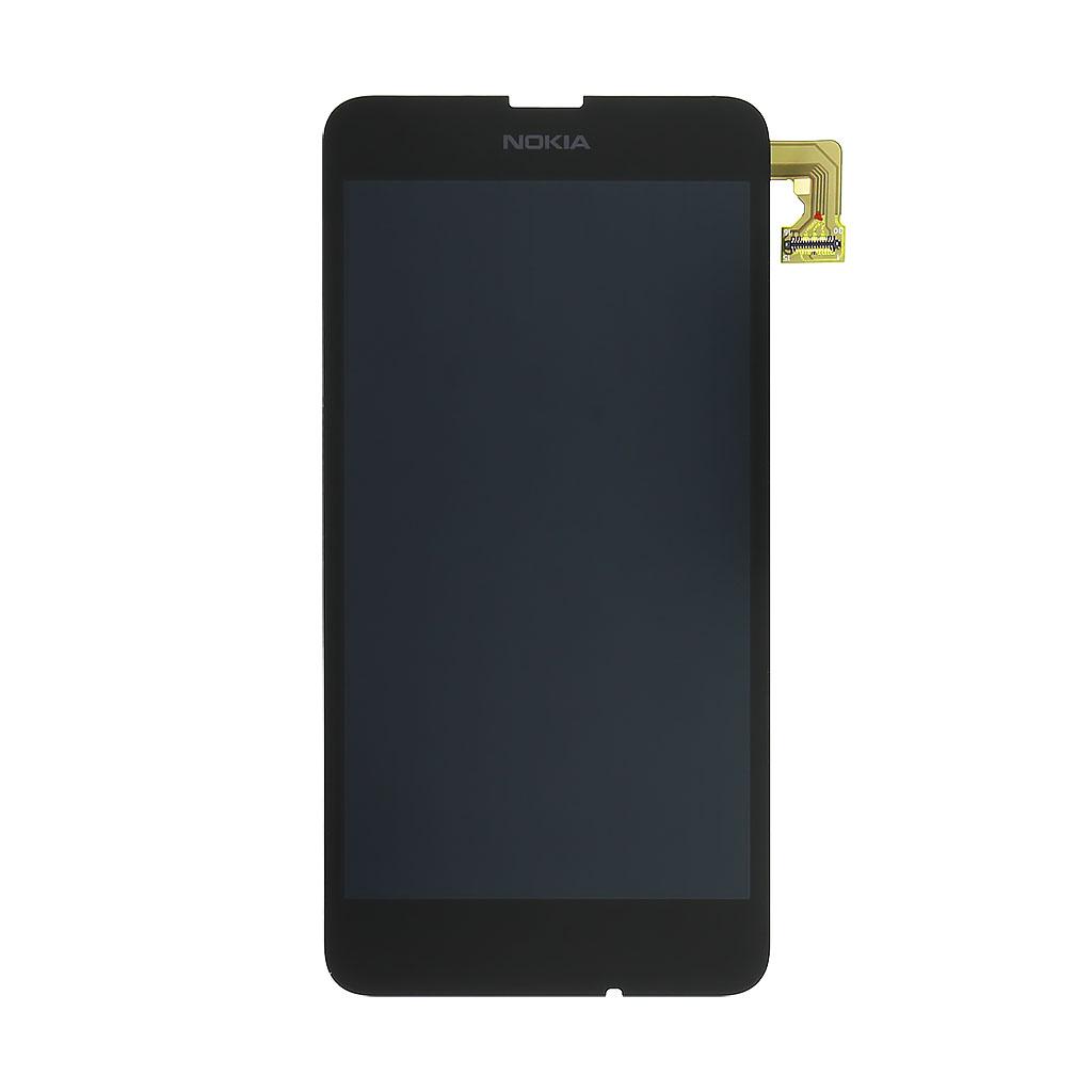 LCD display + dotyková deska pro Nokia Lumia 630
