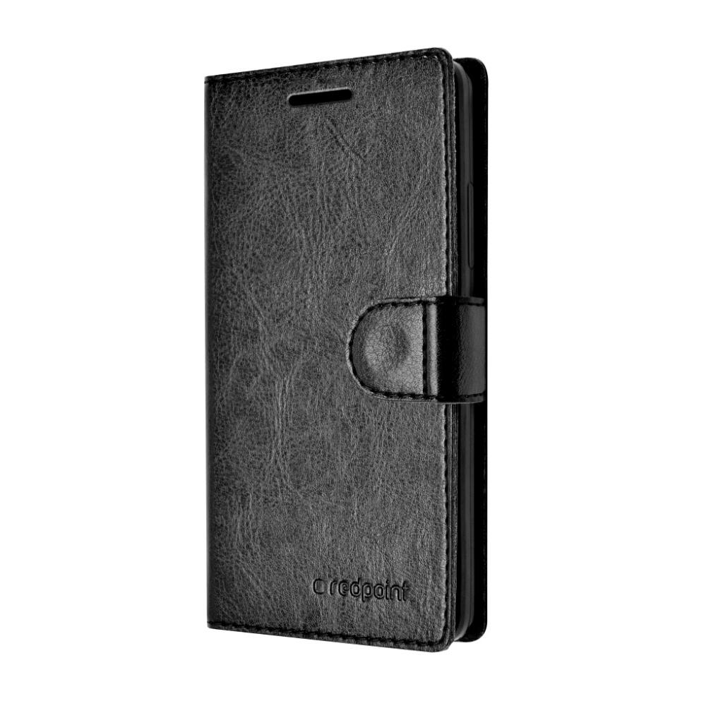 FIXED FIT RedPoint flipové pouzdro Huawei P8 Lite černé