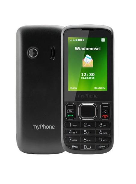 CPA myPhone 6300 Dual SIM Black