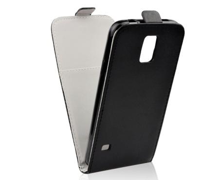 ForCell Slim Fresh pouzdro flip Nokia Lumia 630 černé