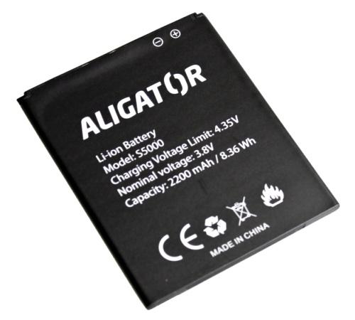 Baterie Aligátor S5000 DUO 2200mAh Li-Ion