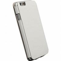 Krusell DONSÖ flipové pouzdro Apple iPhone 6 bílé