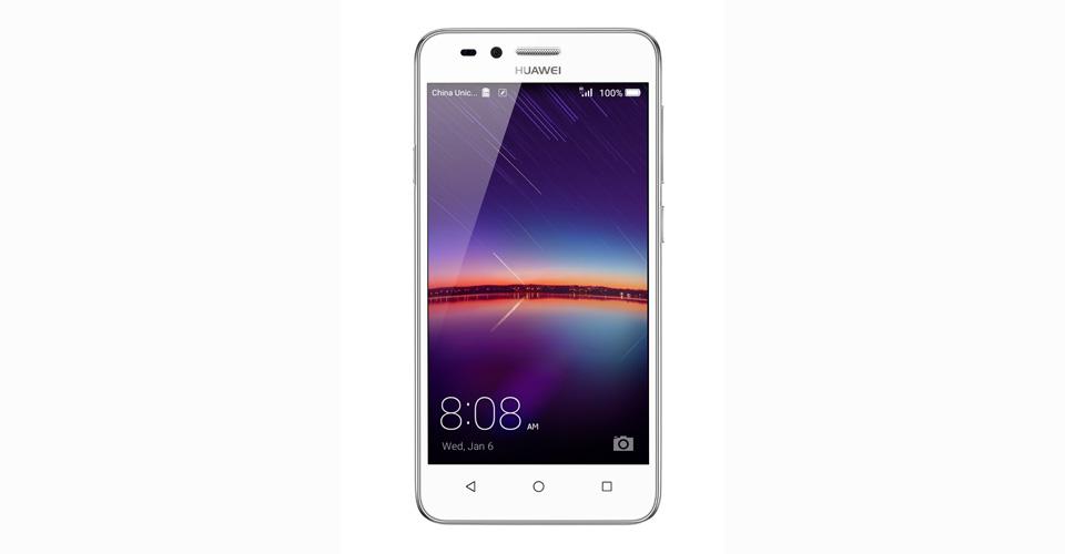 Huawei Y3 II Dual SIM White