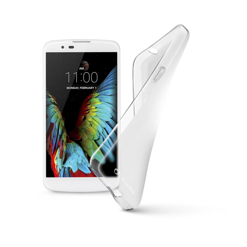 Cellularline SHAPE silikonové pouzdro pro LG K10