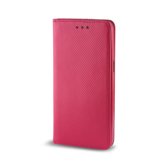 Smart Magnet flipové pouzdro Microsoft Lumia 640 růžové