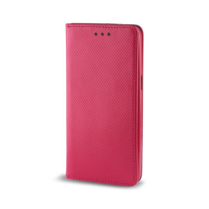 Smart Magnet flipové pouzdro Samsung Galaxy J3 2016 růžové