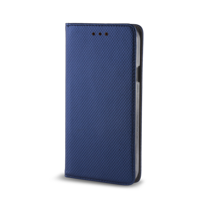 Smart Magnet flipové pouzdro Huawei P8 tmavě modré