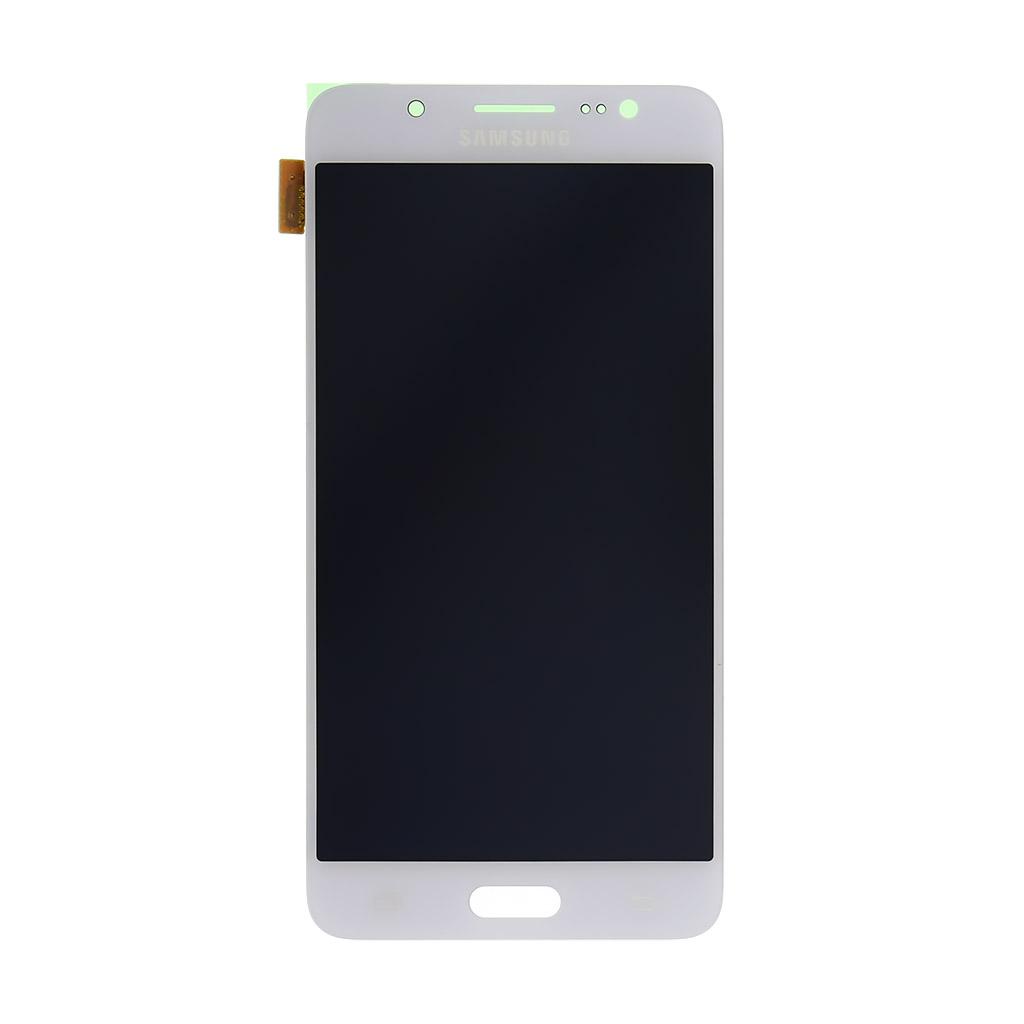 LCD display + dotyk. deska pro Samsung Galaxy J5 (J510) 2016, bílá