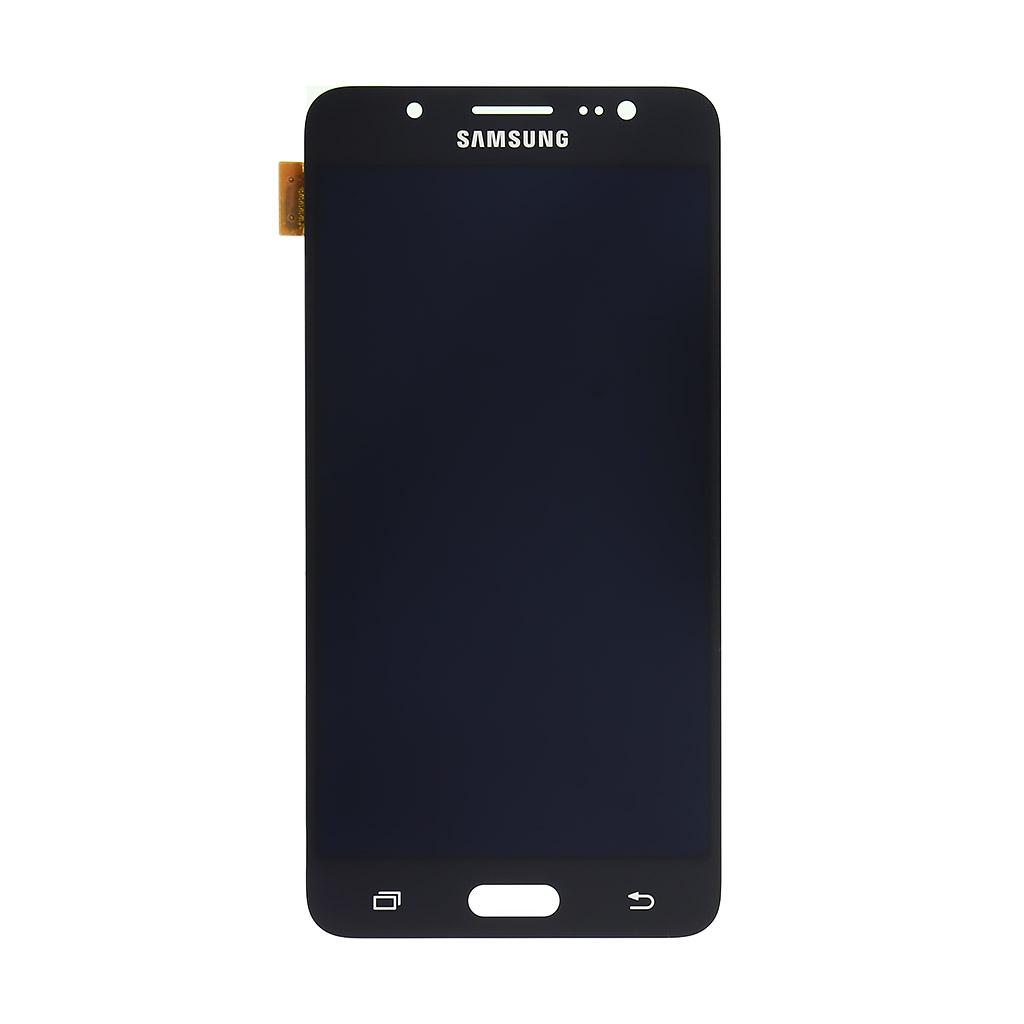 LCD display + dotyk. deska pro Samsung Galaxy J5 (J510) 2016, černá