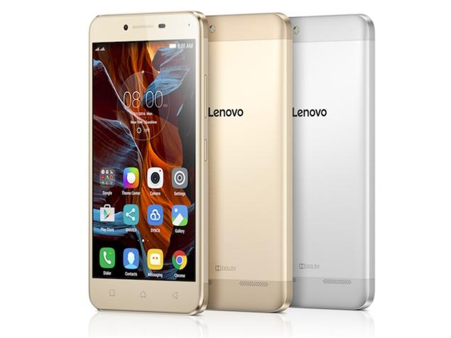Lenovo Vibe K5 Plus LTE Dual SIM GoldZDARMA Protiskluzová podložka pro mobilní telefony v hodnotě 199 Kč. + DOPRAVA ZDARMA