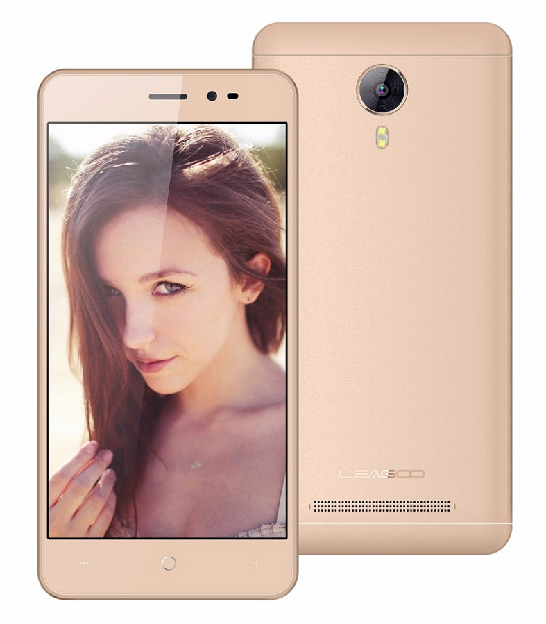 Leagoo Z5 Dual Gold