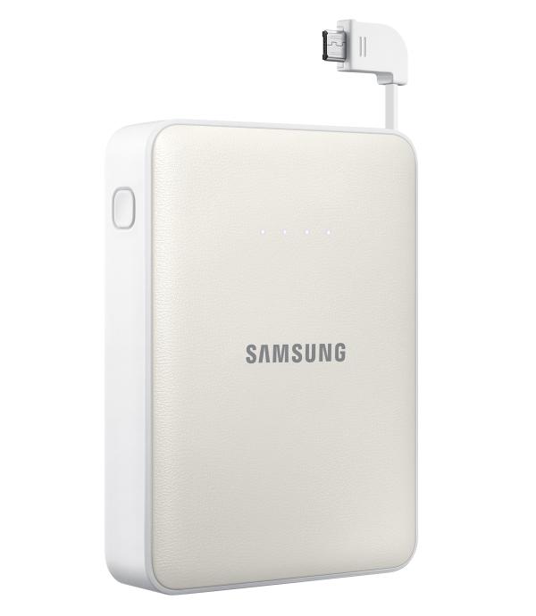 Power bank Samsung EB-PN915BWE 11300mAh bílá (EU Blister)