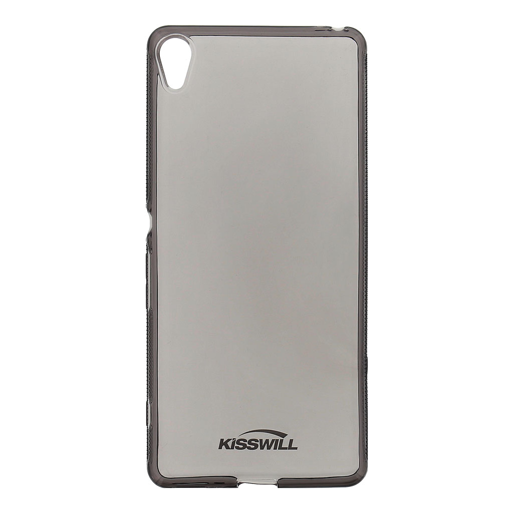 Silikonové pouzdro Kisswill Sony F3311 Xperia E5 černé
