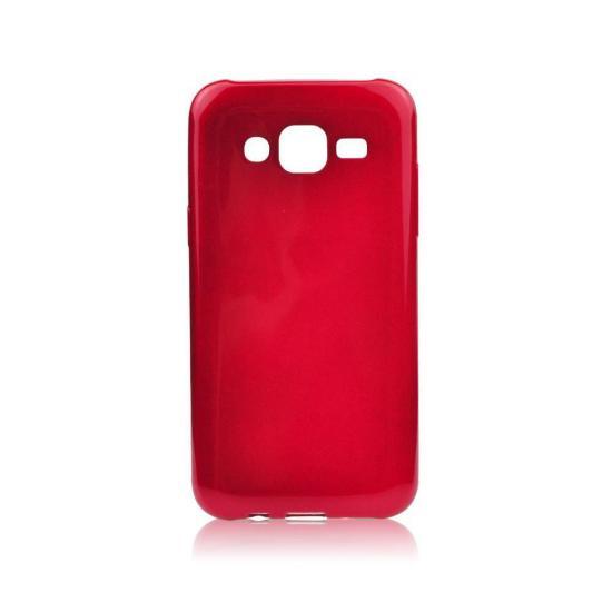 Mercury i-Jelly Case silikonové pouzdro pro Sony F5121 Xperia X, Metal Red