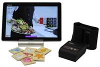 """EET BOX dotyková pokladna 10"""" ASUS zenPAD 10 + stojánek + mobilní tiskárna"""