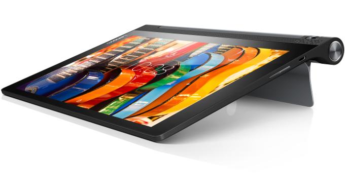 """Lenovo Tab Yoga 3 PRO 10"""" Wi-Fi + LTE Black"""