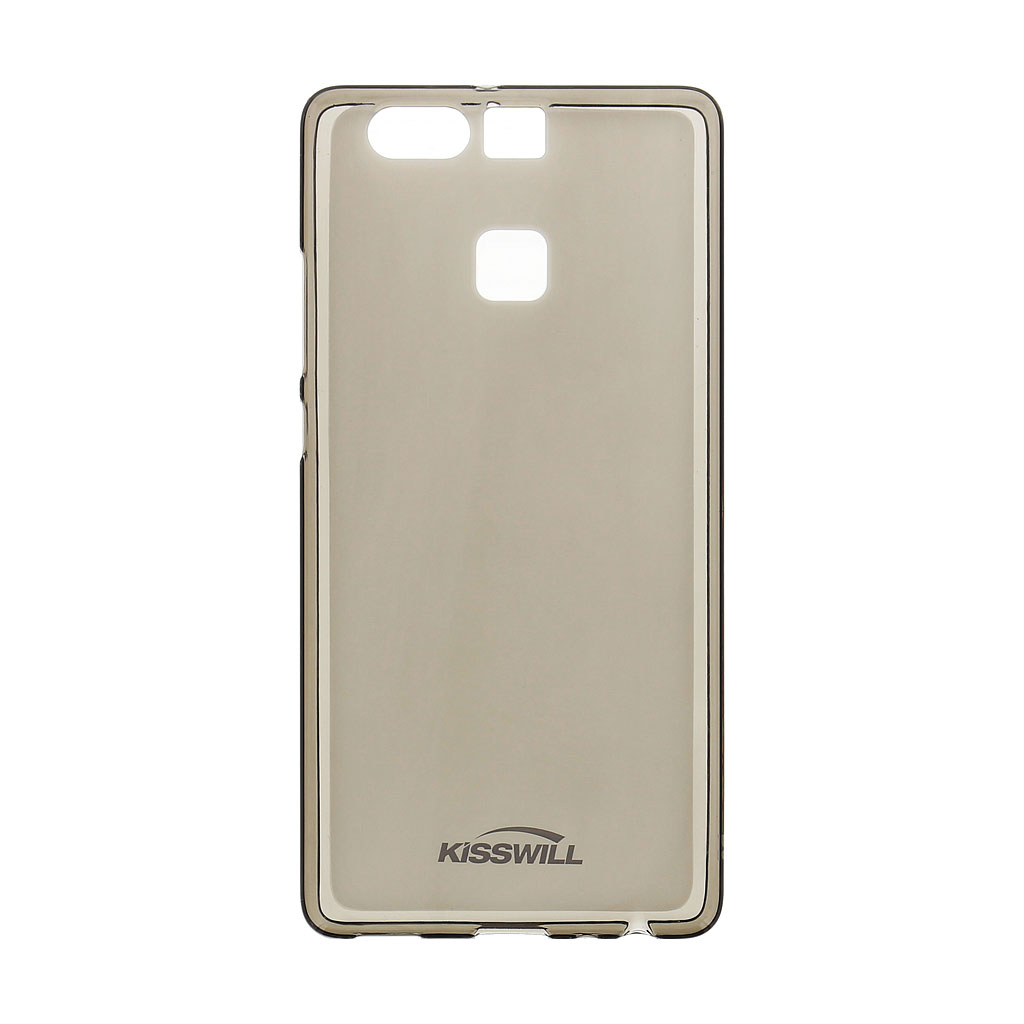 Kisswill silikonové pouzdro pro Huawei Ascend P9, černé