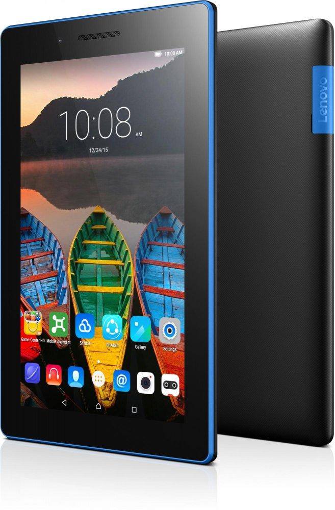 "Lenovo TAB 3 7"" Essential Wi-Fi (ZA0R0008CZ) Black"