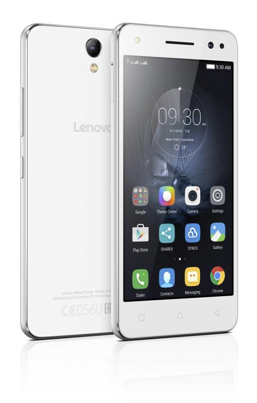 Lenovo Vibe S1 Lite WhiteZDARMA Protiskluzová podložka pro mobilní telefony v hodnotě 199 Kč. + DOPRAVA ZDARMA