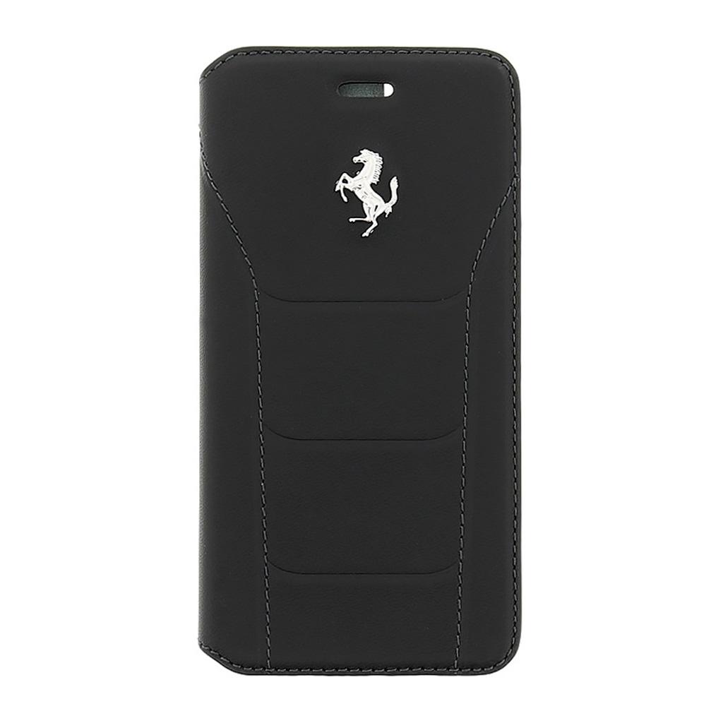 Ferrari 488 pouzdro flip FESEGFLBKPSEBK Apple iPhone 5/5s/SE černé