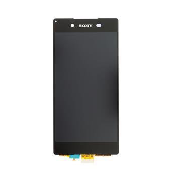 LCD display + dotyková deska pro Sony Xperia Z3+ (E6553), černá