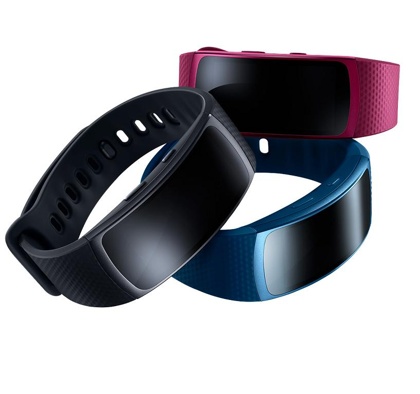 Samsung Galaxy Gear Fit2 SM-R360 Pink vel. L
