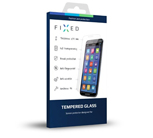 Tvrzené sklo FIXED pro Apple iPhone 6/6S - 2 ks