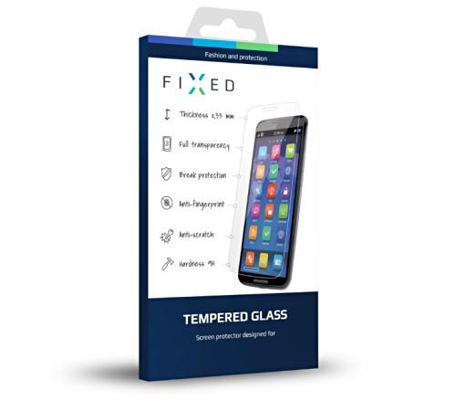 Tvrzené sklo FIXED na displej pro Samsung Galaxy J5 J500 - 2 ks