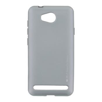 Silikonové pouzdro Mercury i-Jelly METAL pro Huawei Y3 II, Grey
