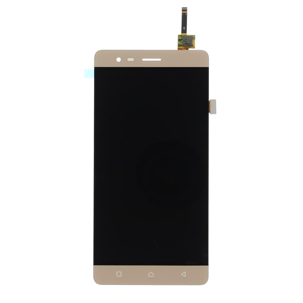 LCD display + dotyková deska pro Lenovo K5 Note, gold