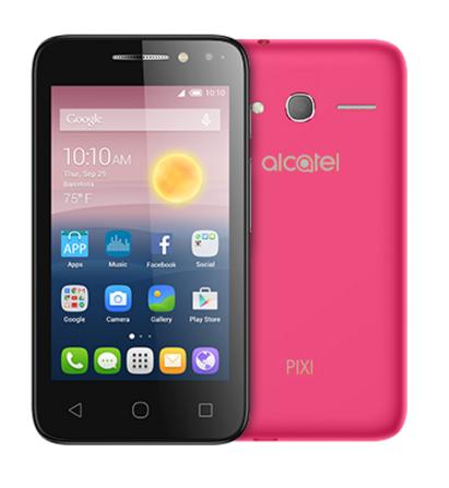 Alcatel Pixi 4 (4) 4034D Neon Pink