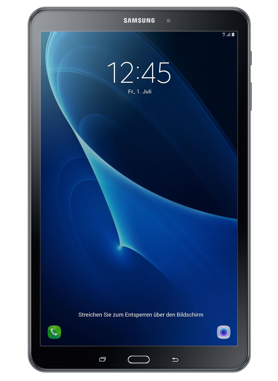 Samsung Galaxy Tab A 10.1 (SM-T580) Wi-Fi Black