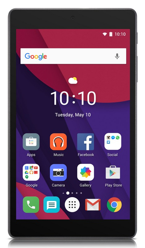 Alcatel PIXI 4 (7) Smoky Grey