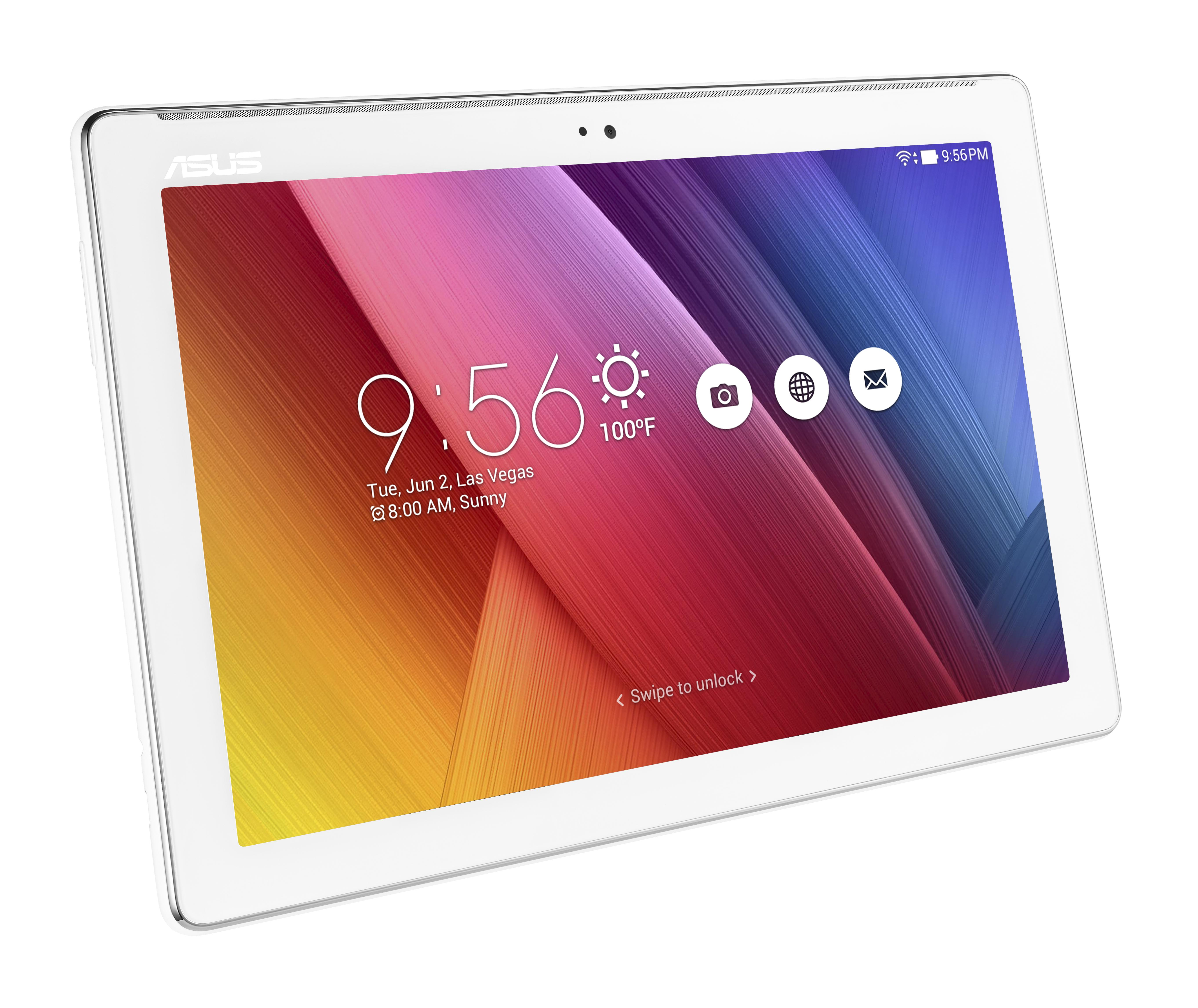 "Asus ZenPad 10.1"" LTE Z300CNL White"