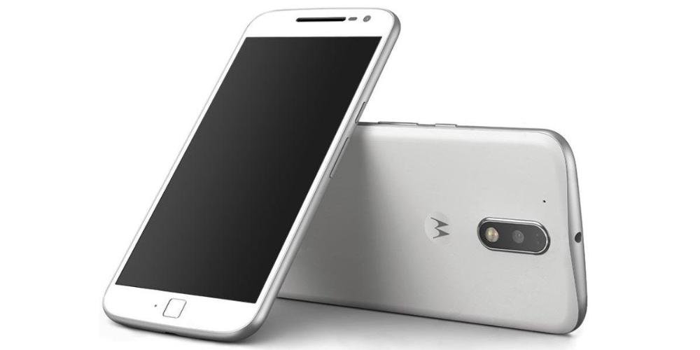 Lenovo MOTO G4 Plus Dual SIM WhiteZDARMA Protiskluzová podložka pro mobilní telefony v hodnotě 199 Kč. + DOPRAVA ZDARMA