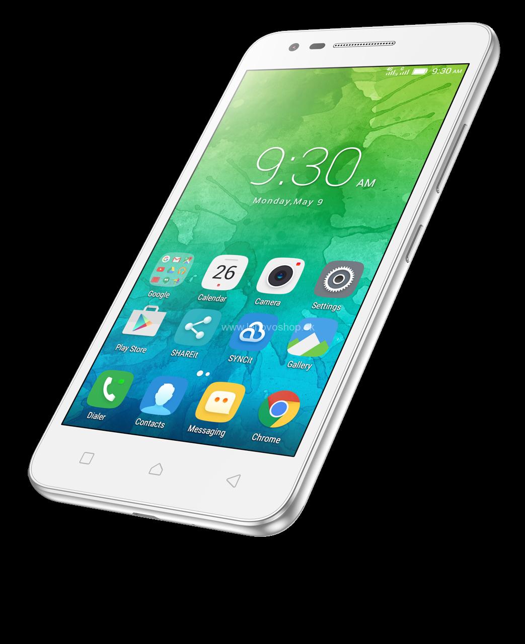 Lenovo C2 Dual SIM WhiteProtiskluzová podložka pro mobilní telefony v hodnotě 199 Kč + DOPRAVA ZDARMA