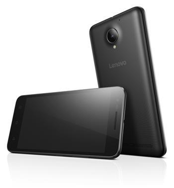 Lenovo C2 Dual SIM BlackProtiskluzová podložka pro mobilní telefony v hodnotě 199 Kč + ZDARMA předplacená SIM karta s LTE internetem v hodnotě 300 Kč + DOPRAVA ZDARMA