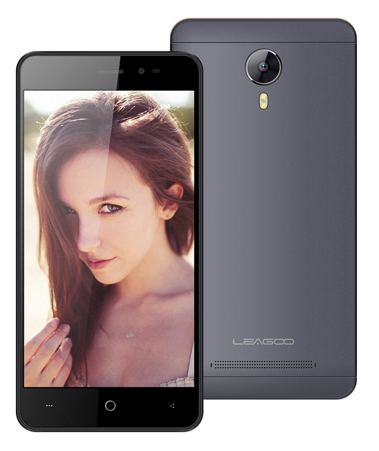 Leagoo Z5 LTE Dual Black