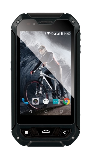 Evolveo StrongPhone Q5 LTE Black