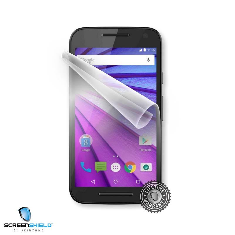 Ochranná fólie Screenshield™ na displej pro Motorola Moto G XT1541