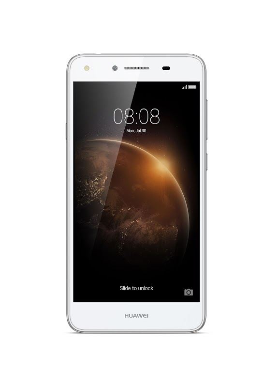 Huawei Y6 II Compact Dual Sim White