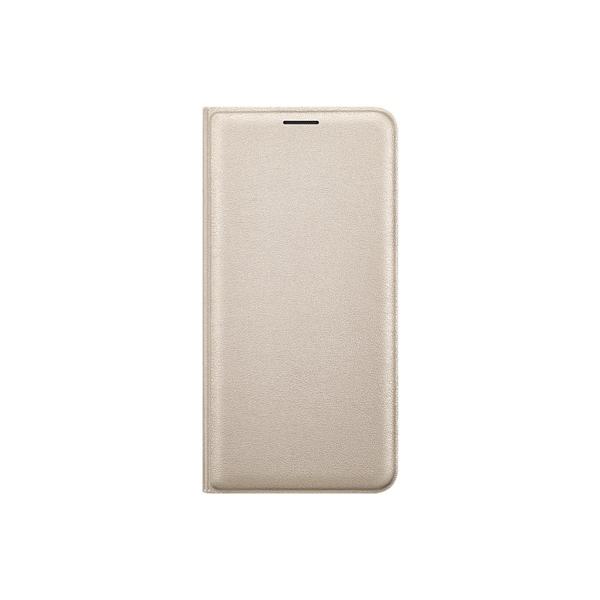 Samsung EF-WJ510PFE pouzdro flip Samsung Galaxy J5 2016 zlaté