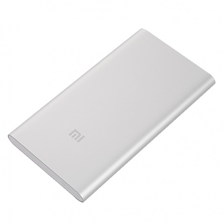 Xiaomi Power bank 5000 mAh Silver