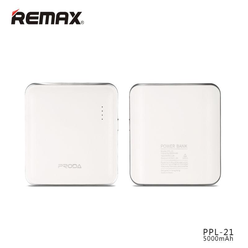 Remax Mink Powerbank PPL-22 10000mAh Li-Pol bílá (EU Blister)