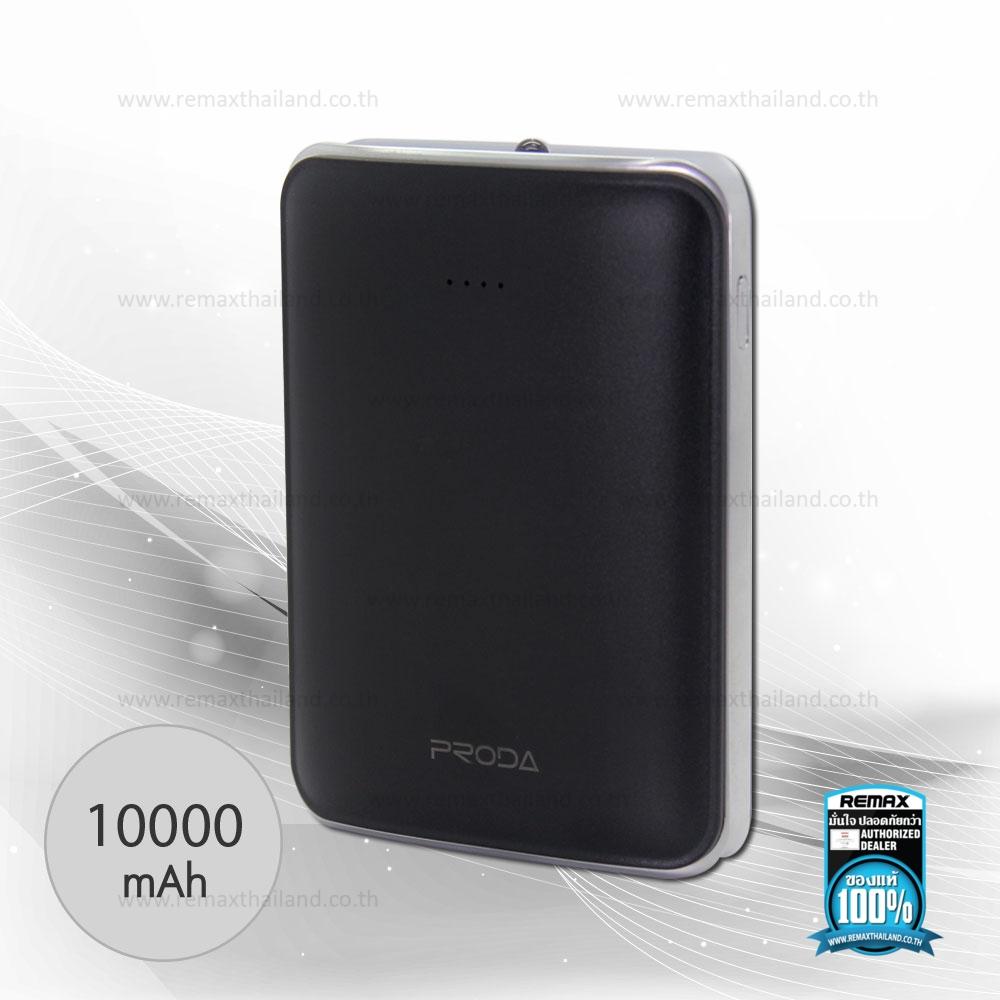 Remax Mink Powerbank PPL-22 10000mAh Li-Pol černá (EU Blister)